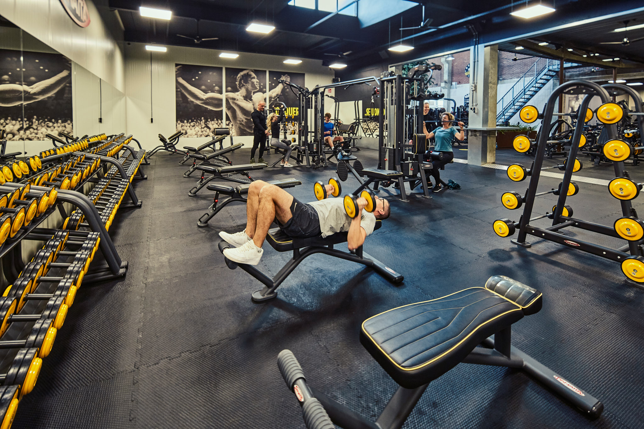 De Fitness Fabriek